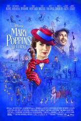 Sunday 20th January 10am – Mary Poppins Returns – Cinema Trip