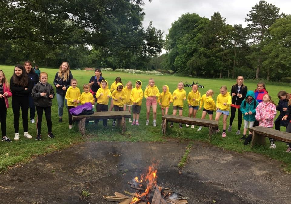 Brownie Pack Holiday – 5th – 7th July 2019