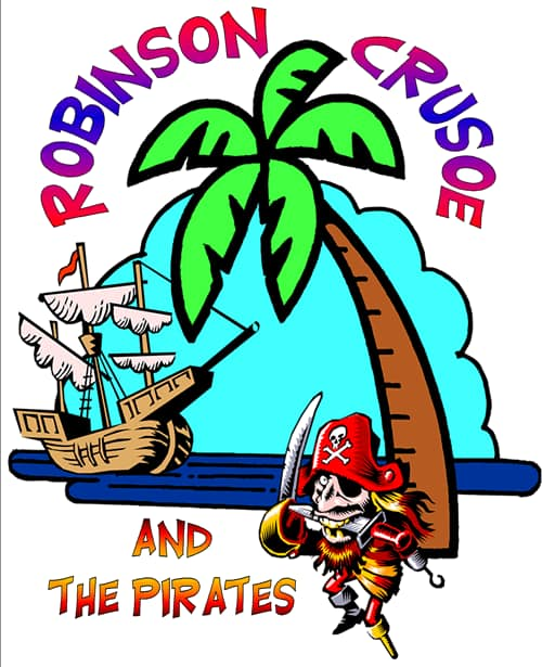 Chellaston Players Pantomime – Robinson Crusoe and the Pirates