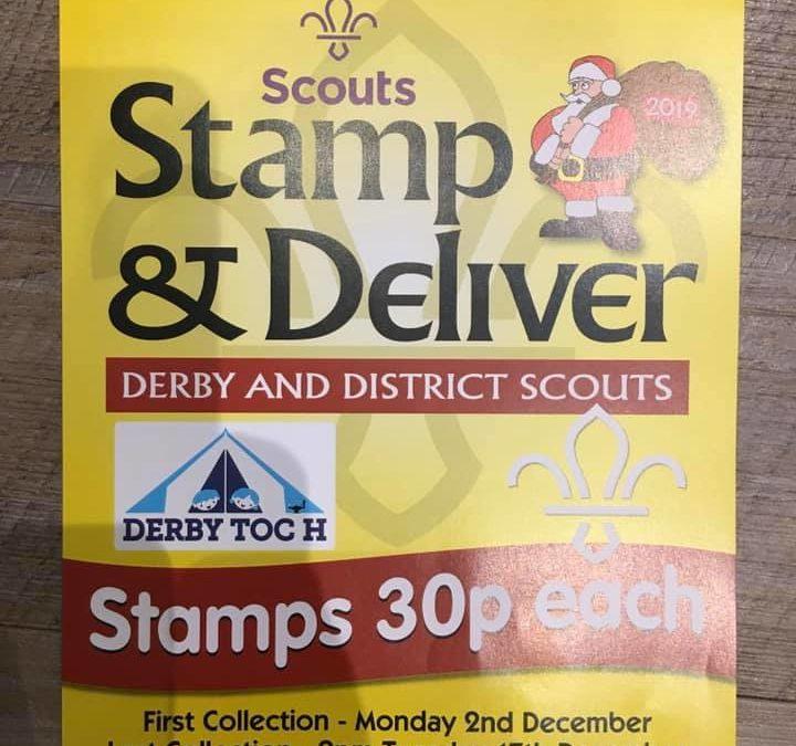 Stamp & Deliver 2019